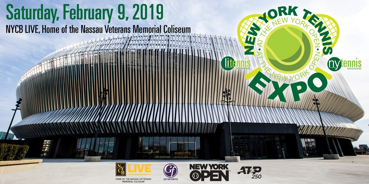 Come down to NYCB LIVE, Home of the Nassau Veterans Memorial Coliseum on Saturday, February 9 to learn from and meet legendary tennis coach Nick Bollettieri at the 2019 New York Tennis Expo.