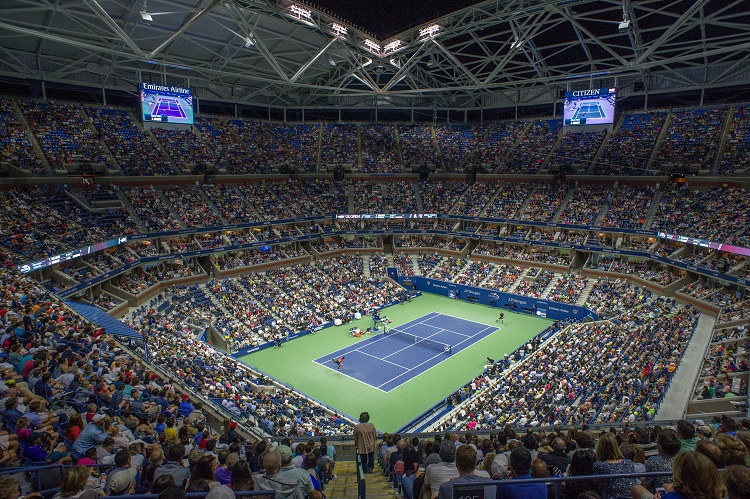 It remains to be seen what will happen with the US Open later this summer. The USTA plans to make a decision next month.