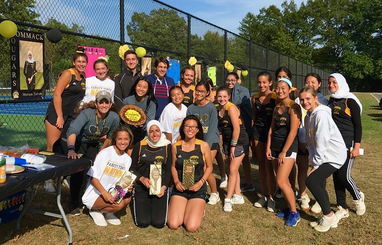 Commack picked up a huge win over Hills East on Senior Day on Monday.