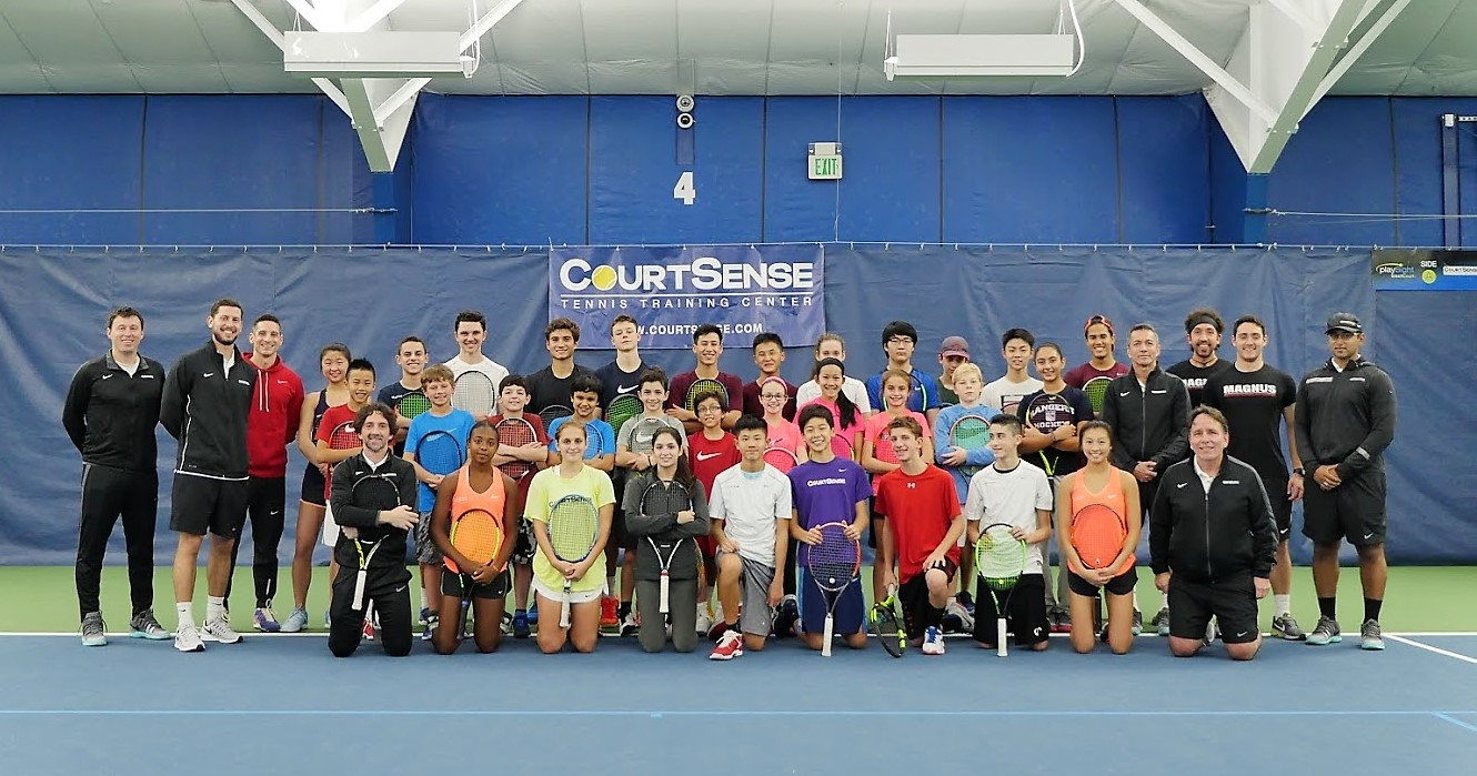 CourtSense Tennis Training Center at Bogota Racquet Club