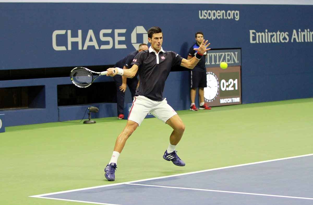 Novak Djokovic and Roger Federer met for the 50th time on Thursday, and this time it was Djokovic who came out victorious, securing his spot in the Australian Open final for the eighth time in his career with a 7-6(1), 6-4, 6-3 win.