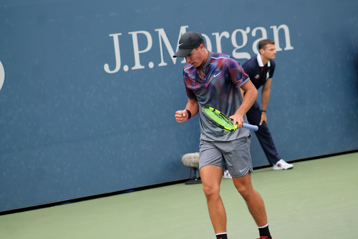 US Open Wild Card Challenge winner Ernesto Escobedo was awarded a wild card into the 2019 US Open main draw on Tuesday.