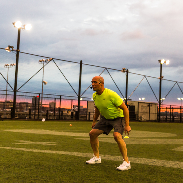 Frank Dolan, a Nike Worldwide Elite Trainer, will be leading programs at the new Sports and Fitness Performance Center as part of Bethpage Park Tennis Center.