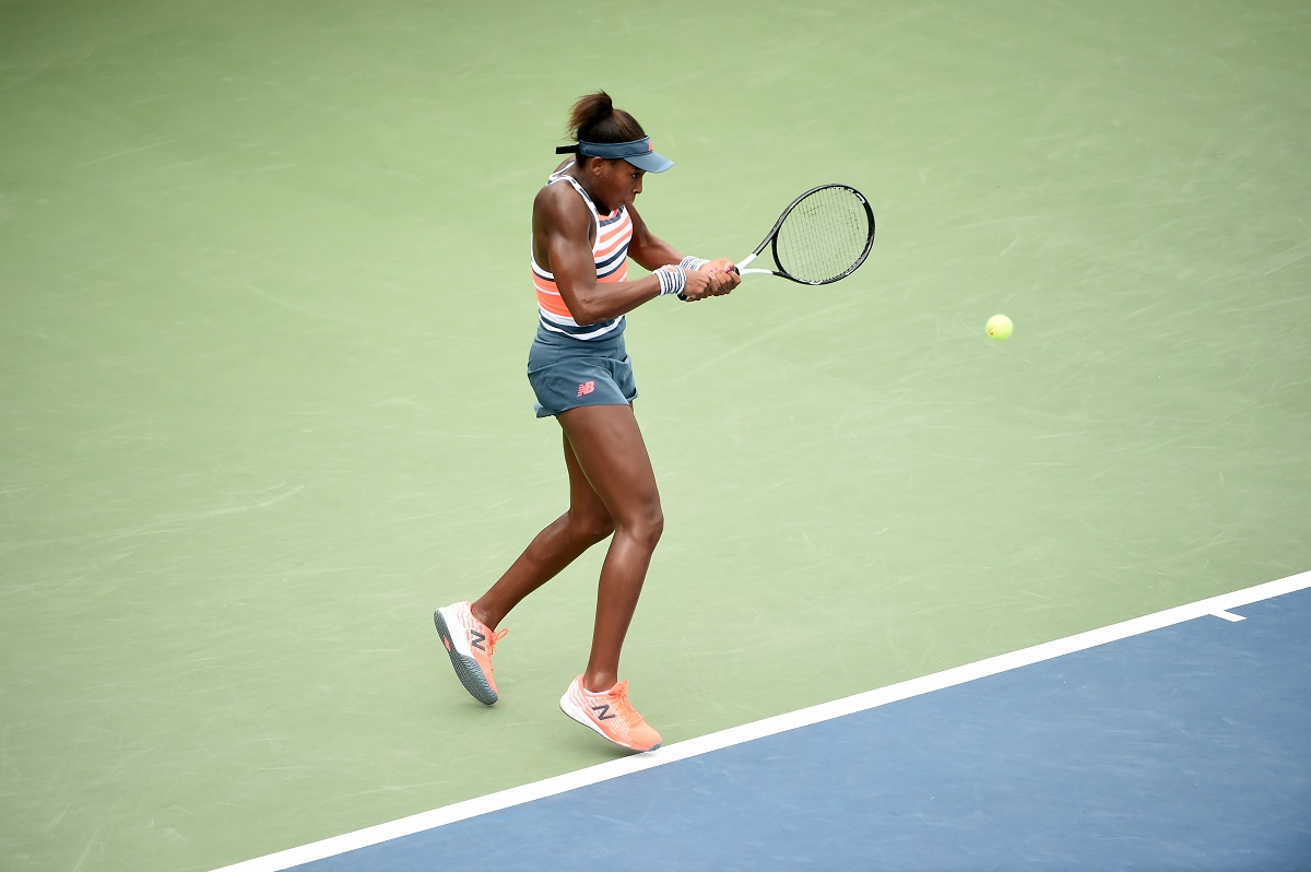 "American teenager Cori ""Coco"" Gauff upset one of her idols and five-time champion Venus Williams in the opening round of the Wimbledon Championships on Monday, winning her first ever Grand Slam main draw match 6-4, 6-4."