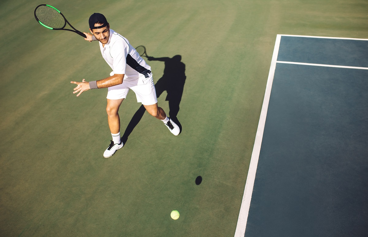This idea is going to sound obvious, but tennis is supposed to be basic.