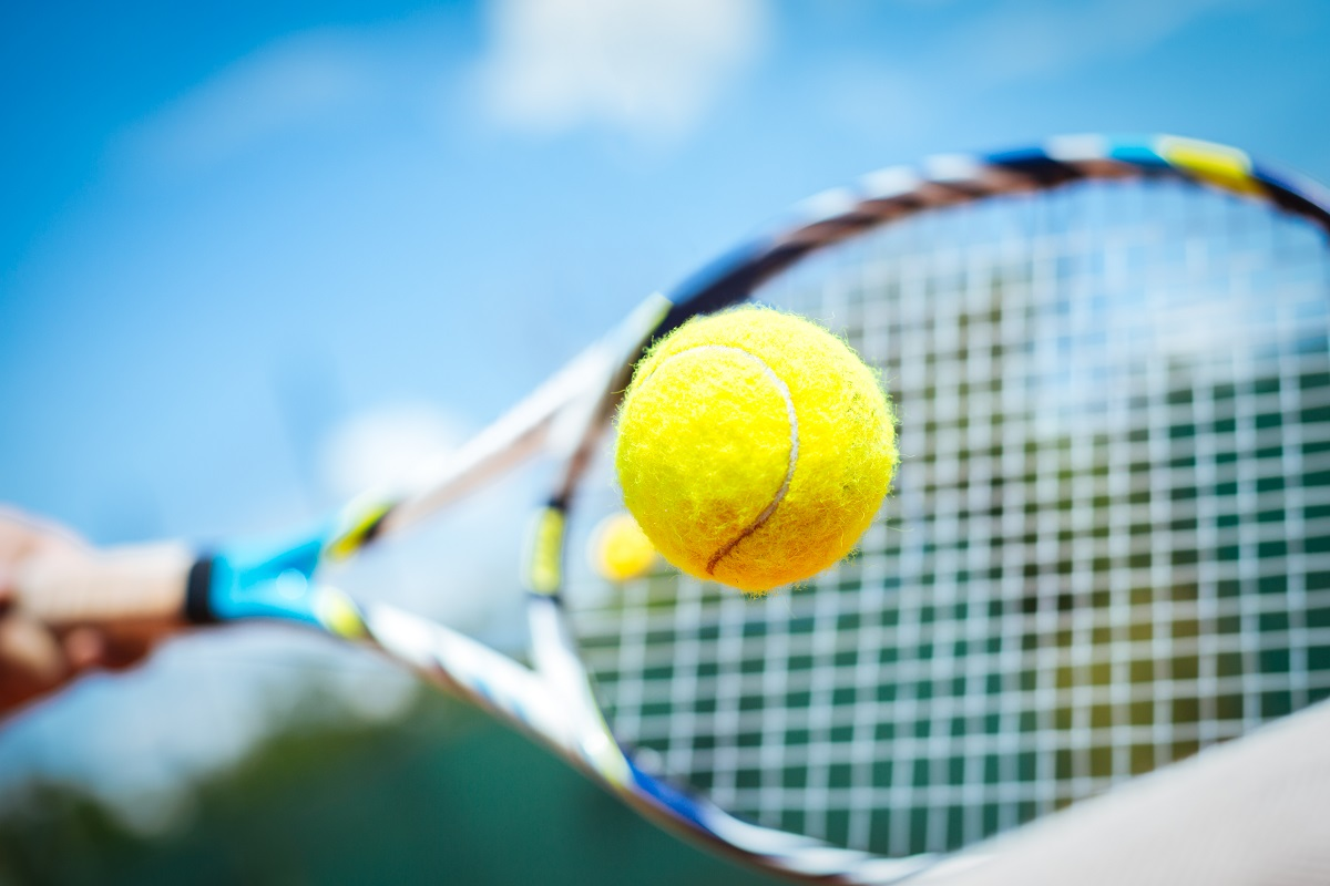 The modern pro game is typified by shorter rallies and explosive, aggressive tennis. Huge serves and dominating returns are the norm.