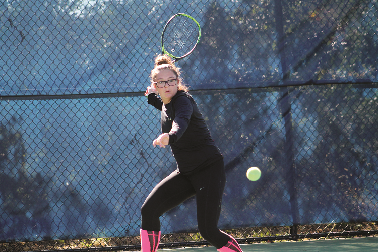 Gabriela Glickstein returns to the Commack lineup for the upcoming girl's high school season.