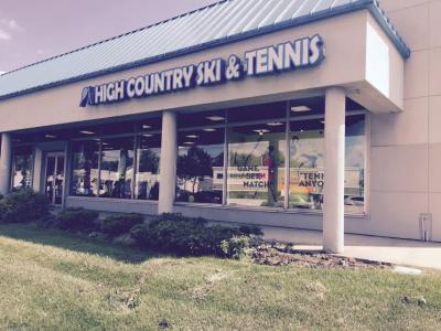High Country Ski & Tennis is one of New Jersey's premier tennis specialty shops