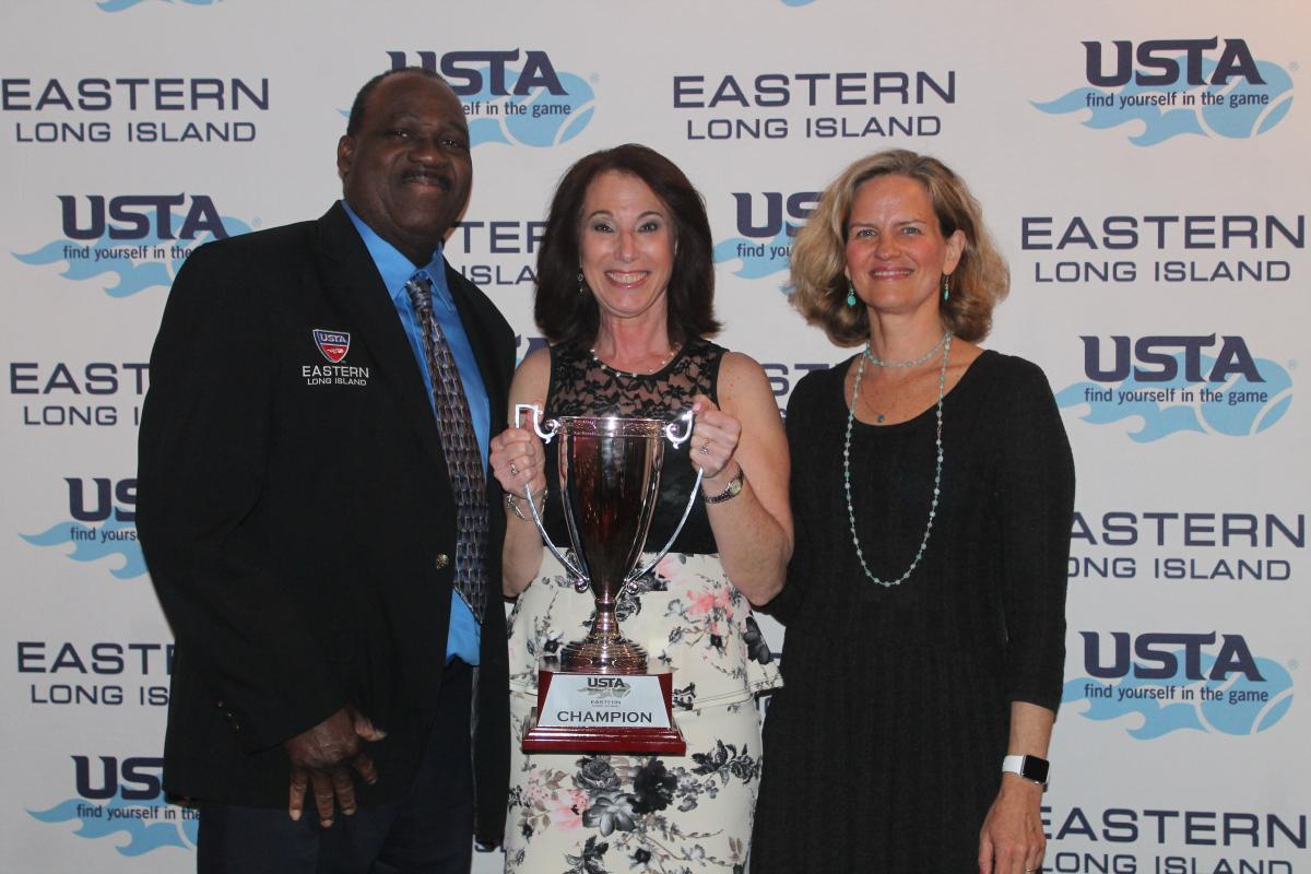 The 27th Annual Usta Long Island Awards Dinner Will Be Held On Wednesday May 3 As Region Honors Juniors And S Who Have Had An Impact Both