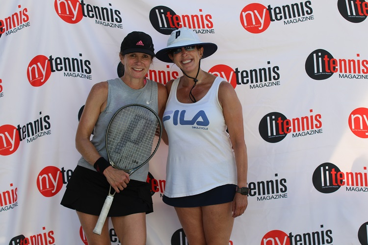 Nancy Halpern and Danielle Rosen proved to be the top team in the Women's B division.