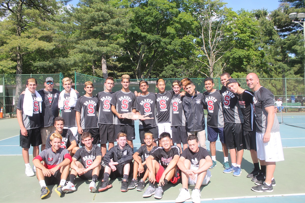 Syosset won the Long Island Championship for a second straight year, beating Commack 7-0 on Monday.