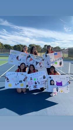 Syosset honored its seniors on Tuesday.