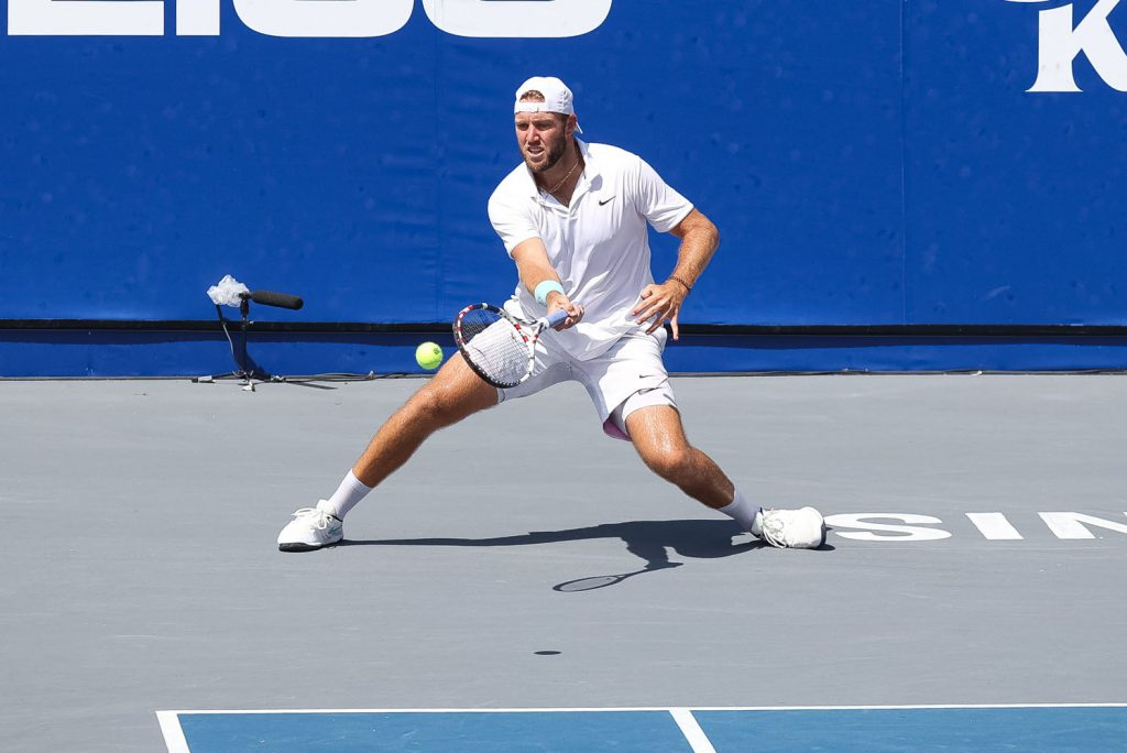 Jack Sock led the Empire to a huge win on Wednesday.