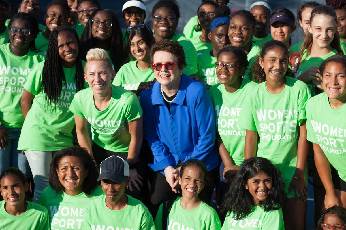 The New York Empire presented by Citi is set to honor tennis icon, Billie Jean King, on Tuesday, July 30 as part of 'Empower Her' night at Cary Leeds Center for Tennis & Learning. Ten women who've spent their entire lives inspiring today's youth will be a