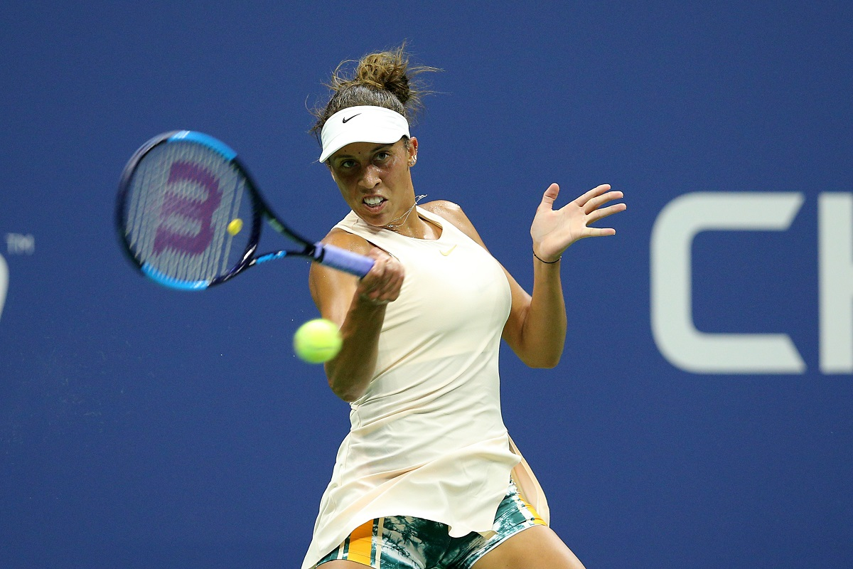 American Madison Keys won her first title since August of 2017 on Sunday, defeating fifth-seed Caroline Wozniacki 7-6(5), 6-3 to win the Volvo Car Open in Charleston, South Carolina.
