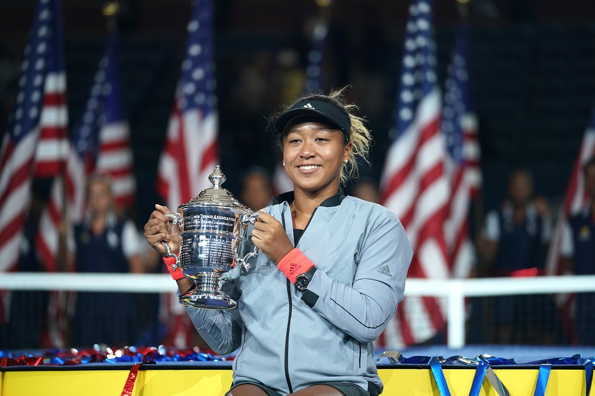 For two weeks in Queens, nobody played better tennis than Naomi Osaka. The 20-year-old who was born in New York City and lived on Long Island as a kid, capped off the greatest tournament of her career this weekend, defeating 23-time Grand Slam champion Se