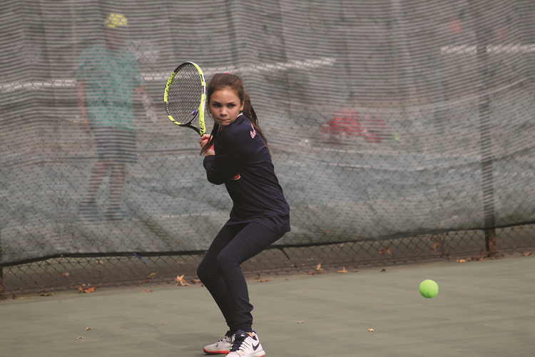 Nicolette Loeffler, an All-State doubles player and County runner-up from last year, will return to the singles court to help give the Cold Spring Harbor Seahawks a strong lineup to challenge anybody in Nassau County.