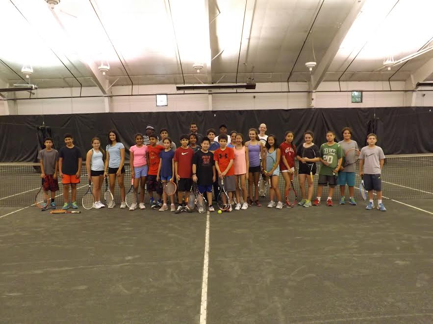 Port Washington Tennis Academy Camp Programs