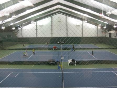 Point Set Indoor Racquet Club