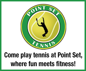 Point Set Tennis