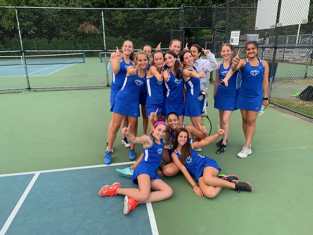 Port Washington defeated Roslyn to remain undefeated on the season.