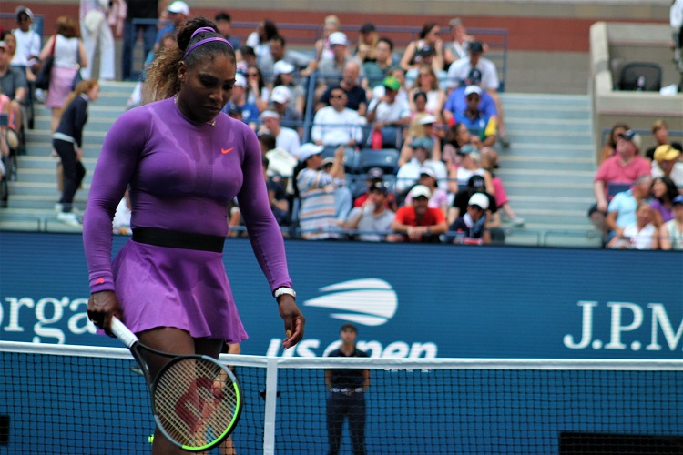 Serena Williams played a dominant tournament at the 2019 US Open, but came up just short in the championship match.