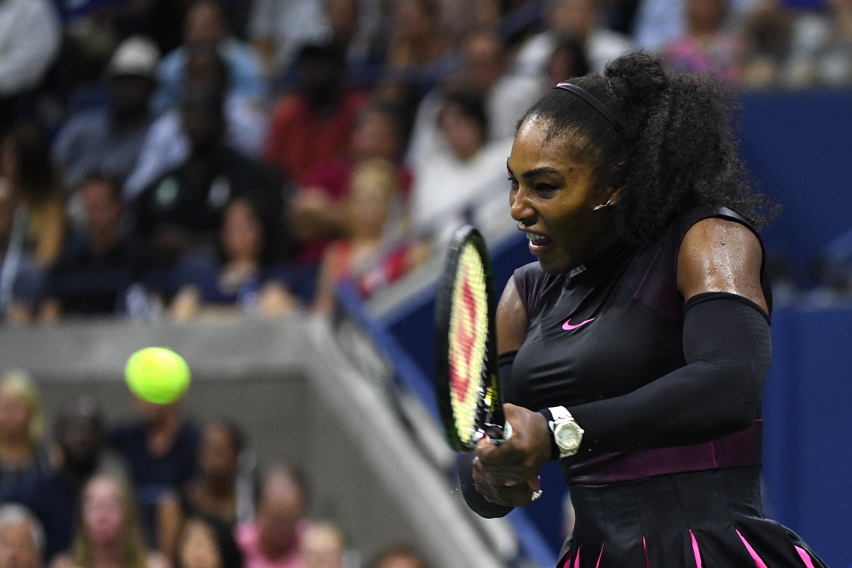 A returning Serena Williams looks to leave her mark on Flushing Meadows after on-court absence