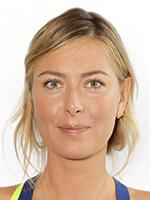Maria Sharapova hasn't won a match since the Australian Open, where she won just four total games in her third round loss to Angelique Kerber