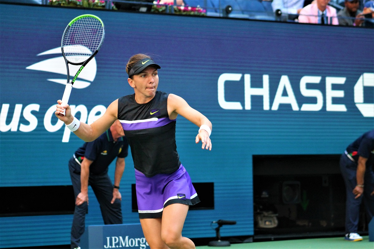 Simona Halep is on the early entry list for the 2020 U.S. Open.