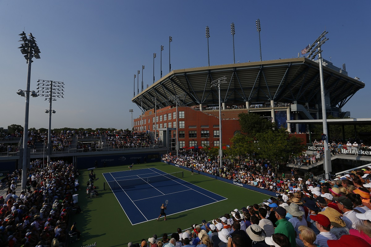 Photo courtesy of USTA/Chris Trotman