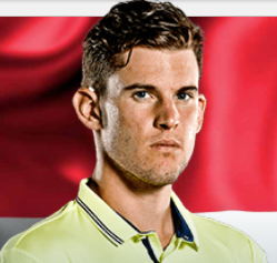 If there's any player that has a fighting chance against Nadal, it would be Dominic Thiem