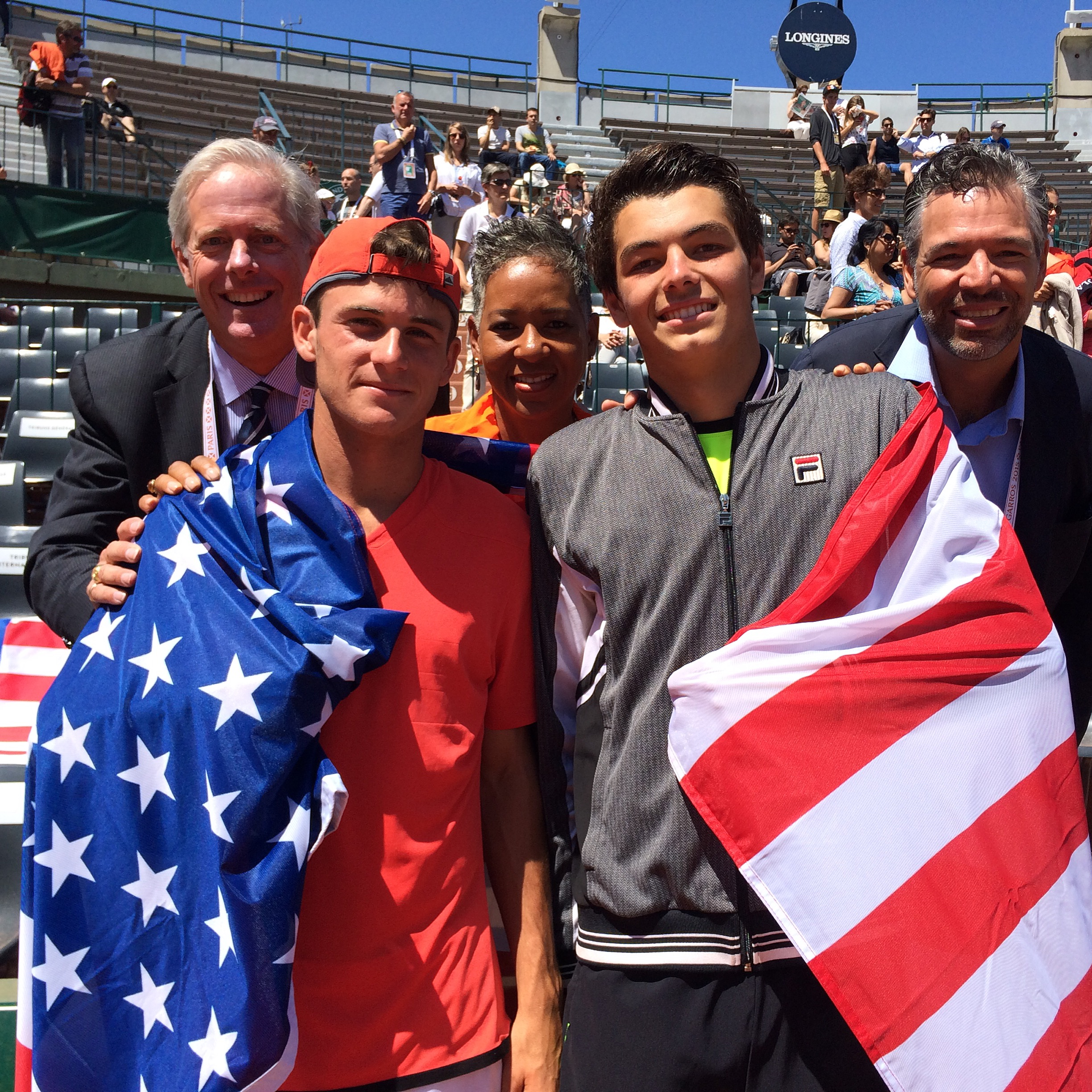 New Jersey's Tommy Paul Wins French Open Boys' Title ...
