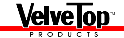 VelveTop Products is a family-owned and operated business since 1968