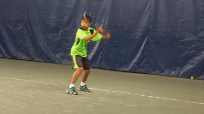 At the 2014 ASICS Easter Bowl at the Indian Wells Tennis Garden, it was the Boys' 14s top-seeded player, 13-year-old Steven Sun of Glen Cove, N.Y., defeating Keenan Mayo, the second-seeded player from Roseville, Calif., 6-0, 4-6, 6-1, to capture his second Super National previously having won the 12s Clays