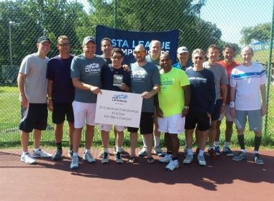 Captains Jonathan Klee & Lionel Goldberg will lead the 4.5 Men from Christopher Morley to the USTA Nationals