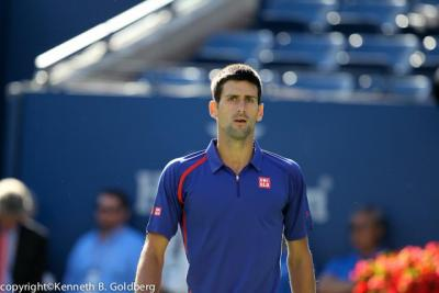 Novak Djokovic announced on Wednesday that he will miss the rest of the season with an elbow injury.
