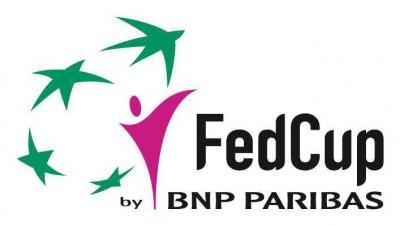 The United States Fed Cup team found itself in a fifth and decisive doubles rubber against Italy in the Fed Cup by BNP Paribas First Round in Rimini, but came up short and lost to Italy, 3-2