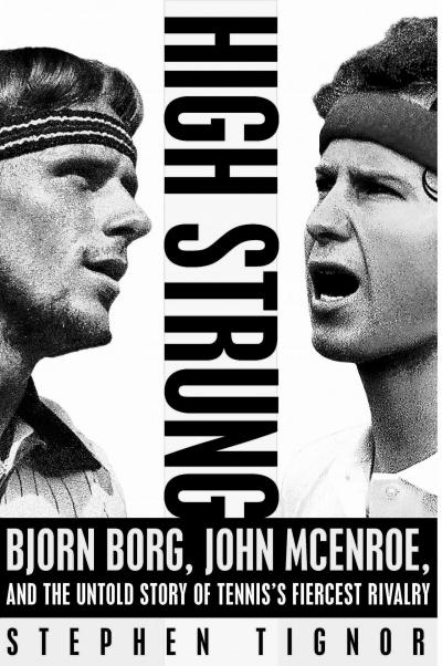 High Strung: Bjorn Borg, John McEnroe and the Untold Story of Tennis' Fiercest Rivalry is a thoroughly researched guide to an era when the game was on the front pages of the world's sports consciousness in a way it hasn't been since those days