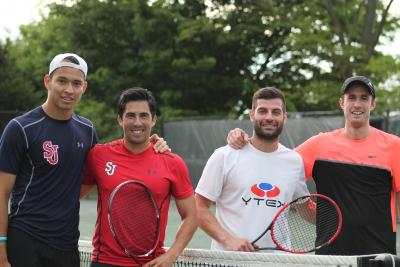 The Long Island Tennis Challenge brought together some of the top players in the area for a great day of tennis.
