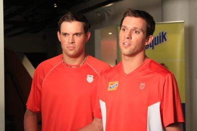 Bob Bryan and Mike Bryan have become the most successful doubles team of all-time after capturing their 13th major title at the Australian Open
