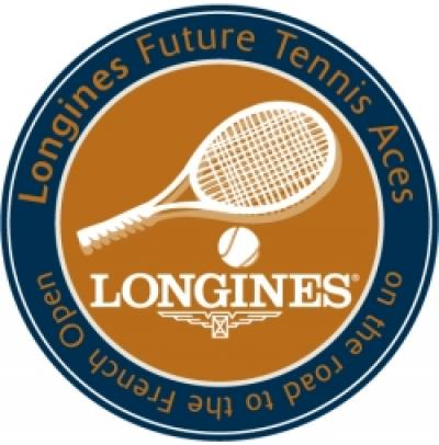 2012 Longines Future Tennis Aces   On the Road to the French OpenFrench Open Tennis Logo