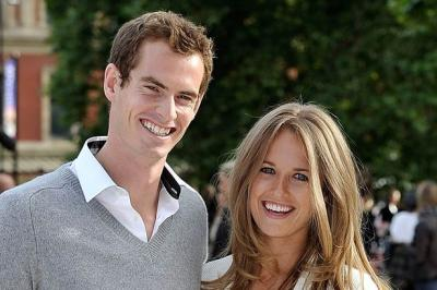 World number two Andy Murray and his wife, Kim Sears, welcomed in their first child, a baby girl, Sophia Olivia, in early February