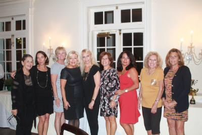 The North Shore Women's Tennis League (NSWTL) recently held its annual awards dinner at Manhasset Bay Yacht Club.
