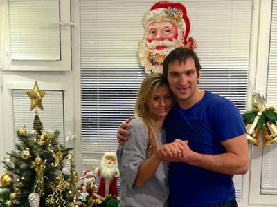 Washington Capitals star Alex Ovechkin and tennis star Maria Kirilenko, are planning to get married