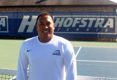 Hofstra Athletics has hired former NYIT Men's and Women's Tennis Head Coach Jason Pasion to take over the head coaching role for Hofstra's Men's and Women's Tennis programs