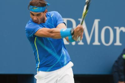 Spain's Rafael Nadal clinched his 37th clay-court title at the Brazil Open 2013 in Sao Paulo with a 6-2, 6-3 win over Argentina's David Nalbandian 6-2, 6-3