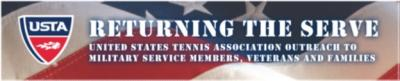 The USTA is a proud partner in the First Lady and Dr. Jill Biden's Joining Forces initiative