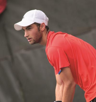 From an early age, Noah Rubin had a strong connection to the sport of tennis