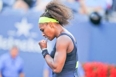 Serena Williams defeated Victoria Azarenka 6-2, 2-6, 7-5 to win the 2012 U.S. Open