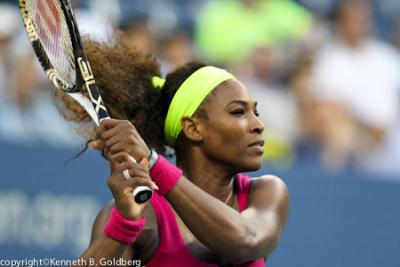 In the women's draw of the 2013 Australian Open, Serena Williams will start her bid for a sixth Melbourne title against the unseeded Edna Gallovits-Hall of Romania, with a potential quarterfinal meeting with former Wimbledon champion Petra Kvitova